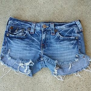 True Religion Jeans Shorts
